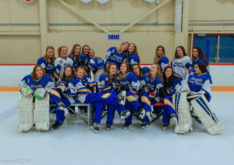 Team Nova Scotia for Ringette