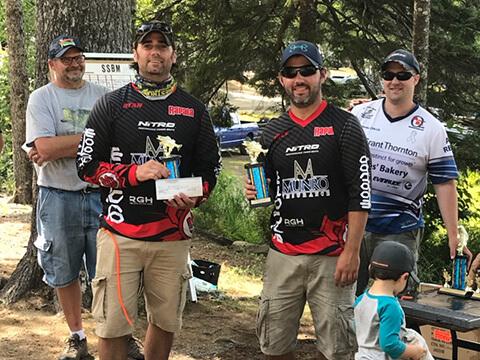 Brdigewater fishing team 2018
