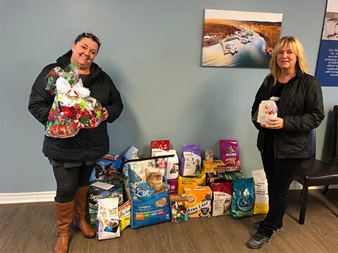 Donations for Digby's TLC Shelter