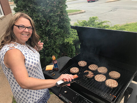 AA Munro Insurance Online BBQ summer of 2018