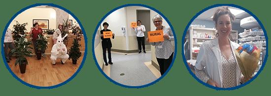 Healthcare Heros grant recipeints